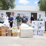 Entrega Alcaldesa insumos médicos a Héroes de la Salud del Hospital General