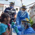 DIF Reynosa acerca servicios médicos y asistenciales hasta las casas de los beneficiados