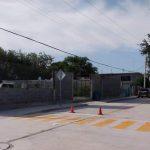 Pavimentación integral beneficia a la Pedro J. Méndez