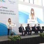 Inauguró Alcaldesa Terminal del Aeropuerto Internacional de Reynosa